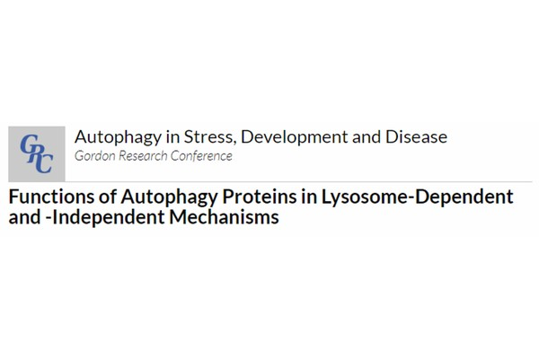 Gordon Research Conference: Autophagy in Stress, Development and Disease